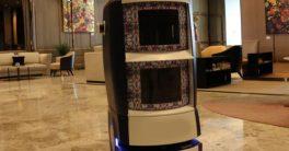 Robot Techi Butler Robot Mayordomo de TechMetics