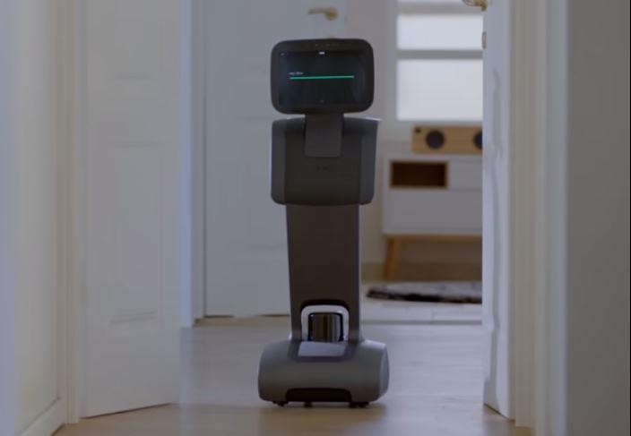 Temi Robot mayordomo inteligente Temi