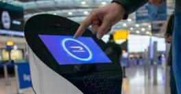 Robot asistente inteligente en el aeropuerto de Heathrow