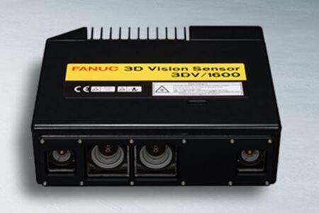 El nuevo sensor de visión de Fanuc es capaz de capturar fotos a dos metros de distancia