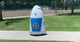 California solicita 70 dispositivos robotizados policías para asegurar sus calles