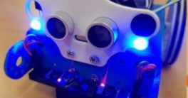 mClon, el robot de 20 € creado por profesores de Vigo