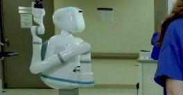 Diligent Robotics consigue la financiación para lograr crear a Moxi, el robot enfermero