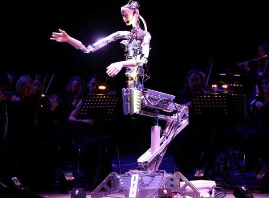 El Android humanoide que puede tomar sus propias conclusiones