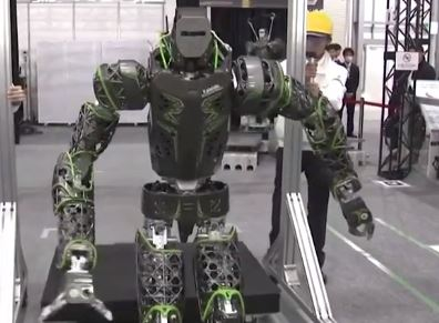 Donde no puede llegar el humano, llega Kaleido el nuevo robot de Kawasaki