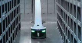 Las empresas de paquetería están apuntando por robotizar sus instalaciones