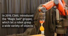Consiguen mejorar la sensibilidad de las pinzas blandas robóticas